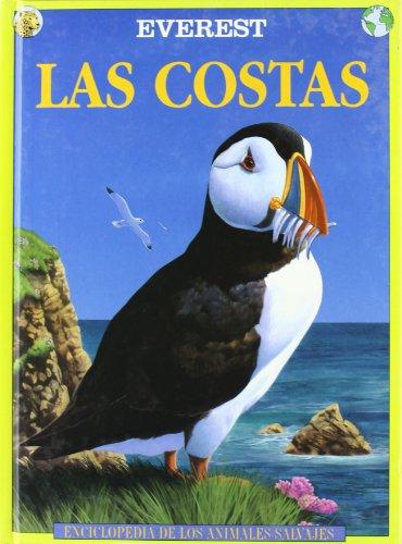 Las Costas (Enciclopedia de los animales salvajes) por Michael Chinery