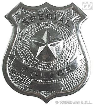METAL-SPECIAL-POLICE-BADGE-FANCY-DRESS-disfraz