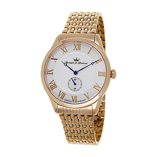 Reloj Yonger & Bresson hombre blanco–HMP 078/BM