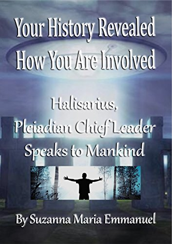 your-history-revealed-halisarius-speaks-to-mankind-english-edition