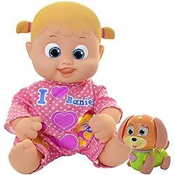 Bouncing Babies Jugando con Mascotas Bounie (Cife 41530)