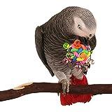 Binky Ball Spielzeug für Papageien, klein