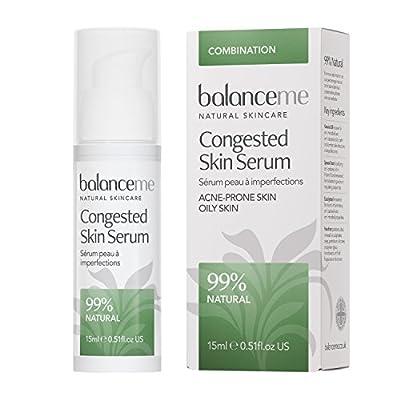 Face Serum, Balance Me Congested Skin Serum 15 ml