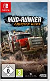 MudRunner - American Wilds Edition (Switch)