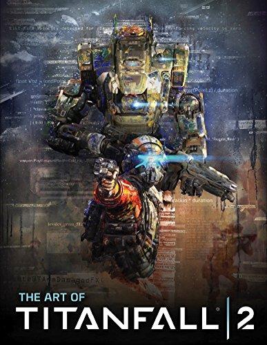 Preisvergleich Produktbild The Art of Titanfall 2