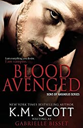Blood Avenged (Sons of Navarus #1): Volume 1 by K.M. Scott (2015-05-01)
