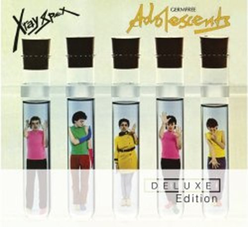 Germ Free Adolescents By X-Ray Spex (2009-02-23)