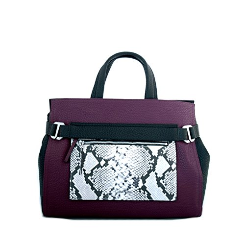 CALVIN KLEIN - Femme sac a bandouliere cecile tote prune