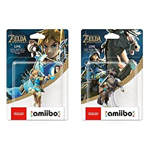 amiibo The Legend of Zelda Collection Link Bogenschütze (Breath of the Wild) & amiibo The Legend of Zelda Collection…