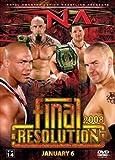 Final Resolution 2008 [DVD]