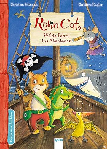 Robin Cat (2). Wilde Fahrt ins Abenteuer -