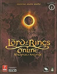 Lord of the Rings Online: Shadows of Angmar: The Official Strategy Guide (Prima Official Game Guides) by Mike Searle (2007-04-21)