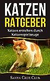 Katzenratgeber - Katzen erziehen durch Katzenspielzeuge