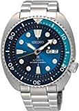 Seiko Mens Watch Prospex Divers Automatic 'new turtle' Limited Edition 'blue lagoon' SRPB11K1