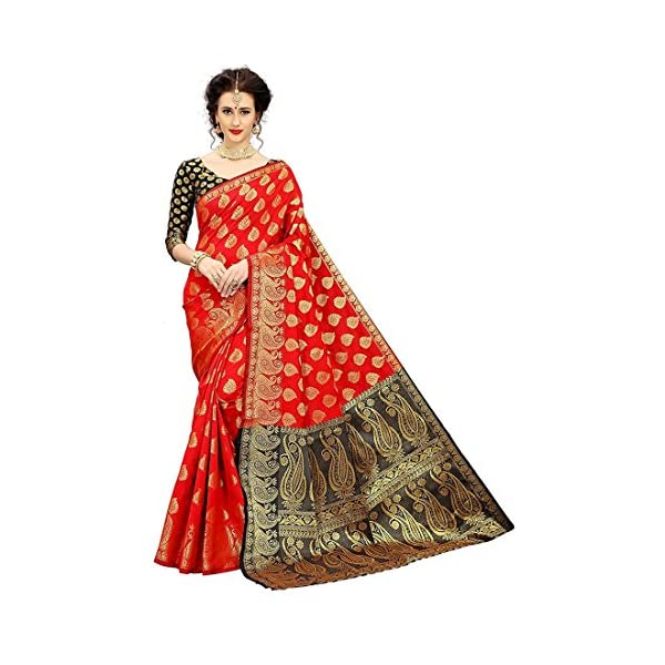 6abcef3f3d2fe lali mix Banarasi Silk Sarees Archives - lali mix india