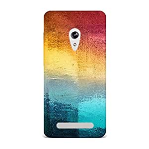 Qrioh Printed Designer Back Case Cover for Asus Zenfone 5 - 98M-MP3652