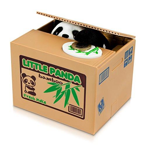 Caja vegetales caja dinero oso - Diseño