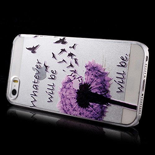 [A4E] Coque rigide, Coque pour Apple iPhone 4 (4G/4S), divers motifs YOLO - whatever will be