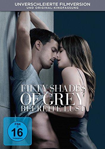 Bild von Fifty Shades of Grey - Befreite Lust (Unverschleierte Filmversion)