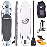 COSTWAY Paddelboard Surfboard Sup-Board Paddelbrett Stand up Board Set 305 x 76 x 15cm aufblasbar