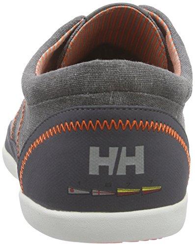 Helly Hansen - LATITUDE 92, Scarpe da ginnastica Uomo Grigio (Gris (800 Mid Grey / Bright Bloom))