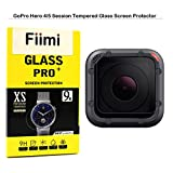 GoPro Hero 4/5Session Displayschutzfolie–fiimi LCD Tempered Glas Displayschutzfolie für GoPro Hero 4/5Session, 9H Härte, 0,3mm Dicke, aus echtem Glas
