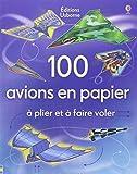 Telecharger Livres 100 AVIONS EN PAPIER (PDF,EPUB,MOBI) gratuits en Francaise
