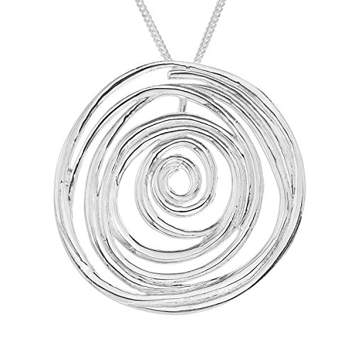 ornami-sterling-silver-round-contemporary-pendant-on-46cm-chain