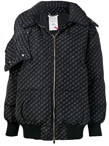 Stella McCartney Damen 530121SNA121000 Schwarz Polyamid Steppjacke 6