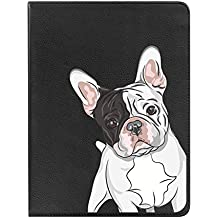 Funda bq Edison 3 mini BeCool Libro Bulldog