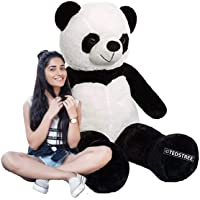 Tedstree Skin Friendly 3 Feet Super Soft Lovable/Huggable Panda Teddy Bear for Girlfriend/Birthday Gift/Boy/Girl (White…