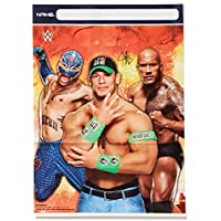 American Greetings WWE Treat Bags (8 Count)