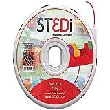St3Di 946412 - Filamento (750 g) color rojo