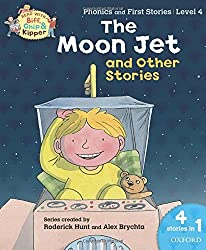 Oxford Reading Tree Read With Biff, Chip, and Kipper: The Moon Jet and Other Stories (Level 4)