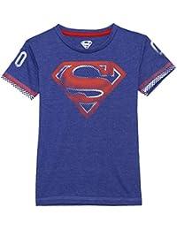 Superman by Kidsville Women's Cotton T-Shirt