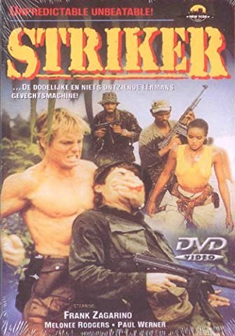 Striker [ 1987 ] by Frank Zagarino