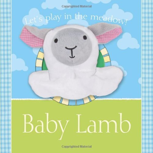 Baby Lamb (Puppet Book) by Emma Goldhawk (1-Mar-2012) Hardcover