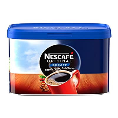 NESCAFÉ Original Instant Decaffeinated Coffee, 500g