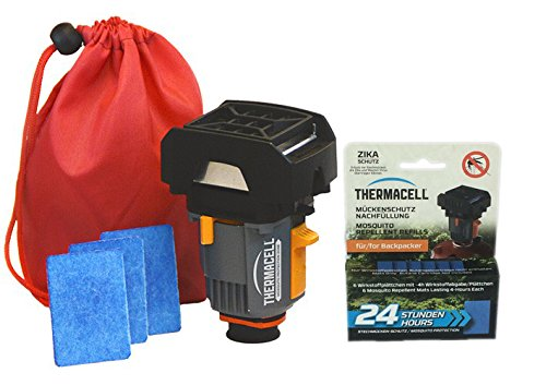 ThermaCell BP-24 Package New Backpacker and Refill Pack (24h)
