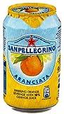 SANPELLEGRINO Aranciata (canette) 24 x 33 cl