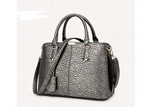 Messenger bag, borsa a tracolla signora marea, le nuove borse dell'unità di elaborazione Bronze