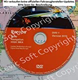 B M W High DVD Europe DVD-Navigation MK IV DVD1 + V32 Software update 2019