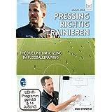 Fußballtaktik: Pressing richtig trainieren | Laufwege beherrschen, Bälle erobern, Konter verhindern