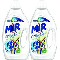 Mir Couleurs Fini Lessive Liquide Le Tri Fleurs Blancs 1,05 L