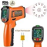 Termómetro por infrarrojos sin contacto / Termómetro digital /...