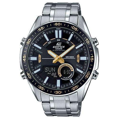 EDIFICE Herren-Armbanduhr EFV-C100D-1BVEF