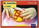 Numicon En Marcha 4 años, Cuaderno de Ejercicios - 9788467387261