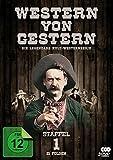 DVD Cover 'Western von Gestern - Staffel 1 (21 Folgen) (Fernsehjuwelen) [3 DVDs]
