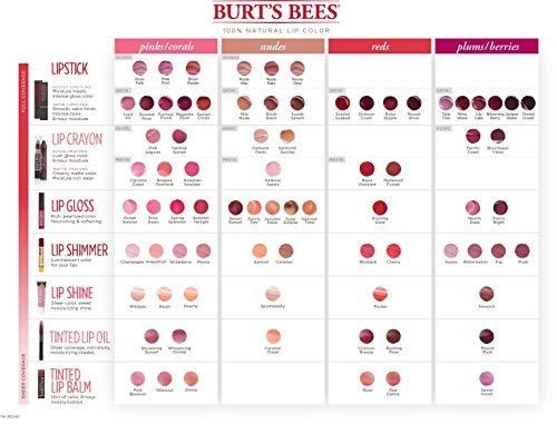 burt' S Bees Lipstick, blush, 3.4g