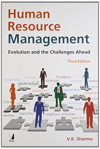 Human Resource Management, 3/e [Paperback] [Jan 01, 2017] VIVA BOOKS PRIVATE LIMITED